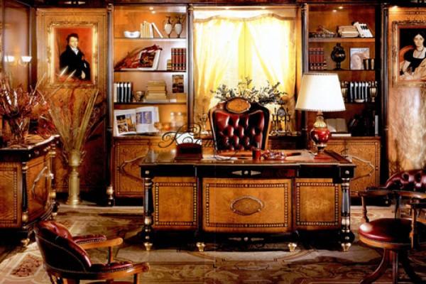 Интерьеры кабинета