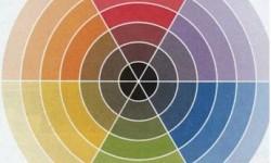 Как правильно сочетать цвета обоев
